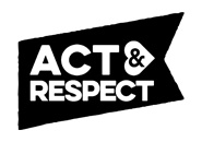 Logo Act & Respect - Cafés Richard