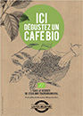 Affiche bio - Cafés Richard