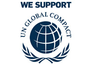 Logo UN Global Compact - Cafés Richard